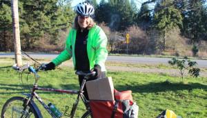 Denman Island Biking