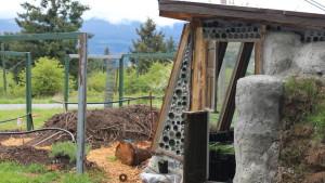 Denman Guesthouse earthship