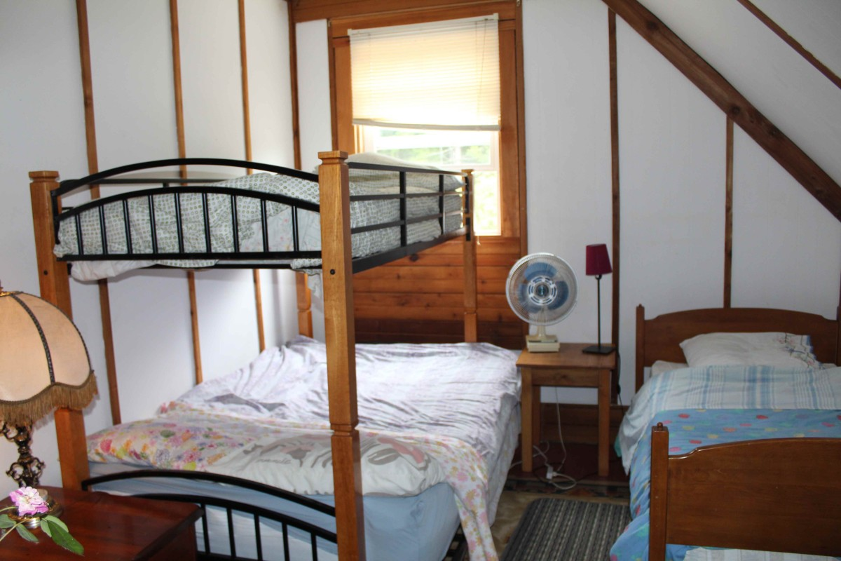 Denman Guesthouse, Family room